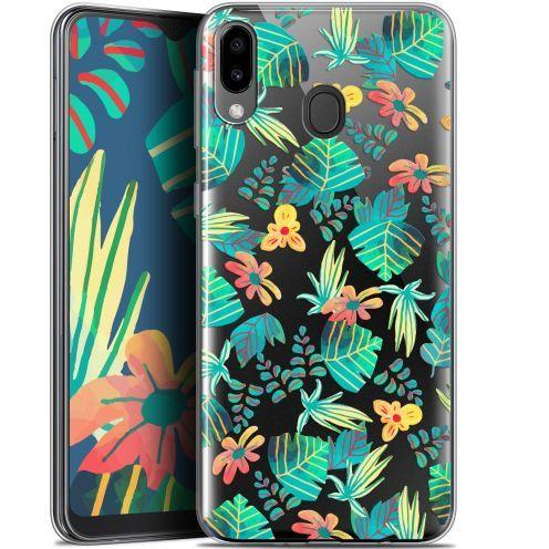 "Carcasa Gel Extra Fina Samsung Galaxy M20 (6.3"") Spring Tropical"