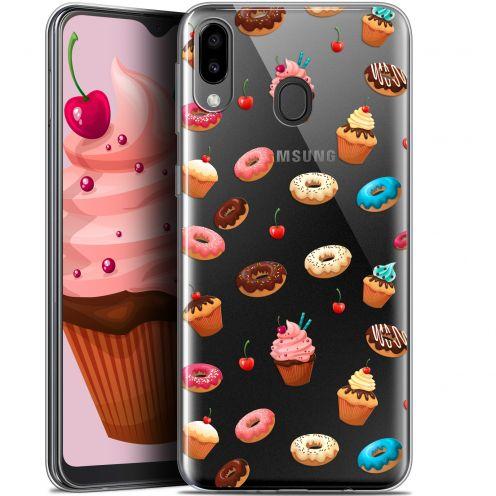 "Carcasa Gel Extra Fina Samsung Galaxy M20 (6.3"") Foodie Donuts"