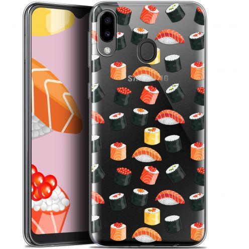"""Carcasa Gel Extra Fina Samsung Galaxy M20 (6.3"""") Foodie Sushi"""