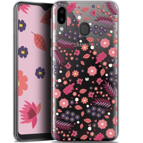 "Carcasa Gel Extra Fina Samsung Galaxy M20 (6.3"") Spring Printemps"