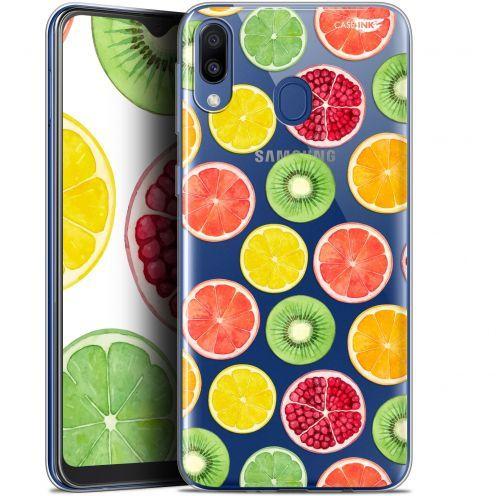 """Carcasa Gel Extra Fina Samsung Galaxy M20 (6.3"""") Design Fruity Fresh"""