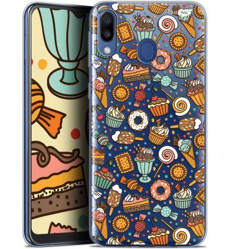 "Carcasa Gel Extra Fina Samsung Galaxy M20 (6.3"") Design Bonbons"