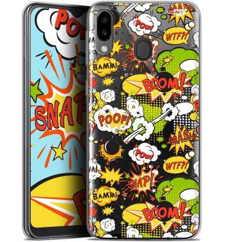 "Carcasa Gel Extra Fina Samsung Galaxy M20 (6.3"") Design Bim Bam Boom"