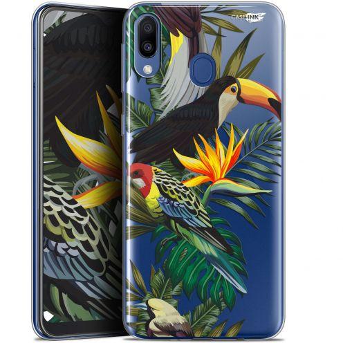"""Carcasa Gel Extra Fina Samsung Galaxy M20 (6.3"""") Design Toucan Tropical"""