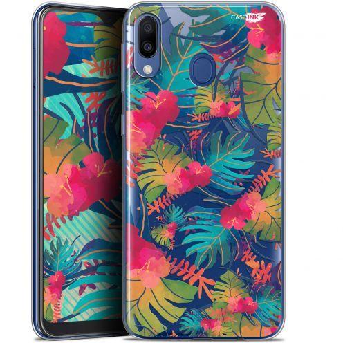 "Carcasa Gel Extra Fina Samsung Galaxy M20 (6.3"") Design Couleurs des Tropiques"