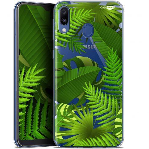 "Carcasa Gel Extra Fina Samsung Galaxy M20 (6.3"") Design Plantes des Tropiques"