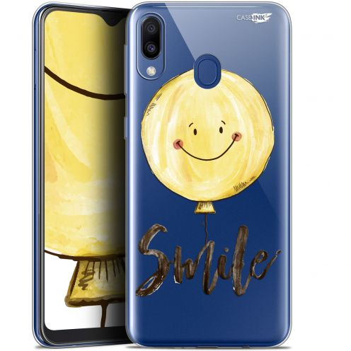 "Carcasa Gel Extra Fina Samsung Galaxy M20 (6.3"") Design Smile Baloon"