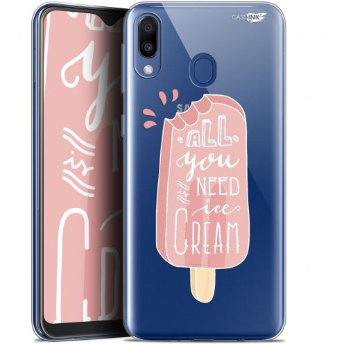 "Carcasa Gel Extra Fina Samsung Galaxy M20 (6.3"") Design Ice Cream"