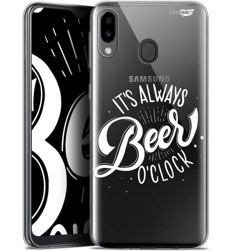"Carcasa Gel Extra Fina Samsung Galaxy M20 (6.3"") Design Its Beer O'Clock"
