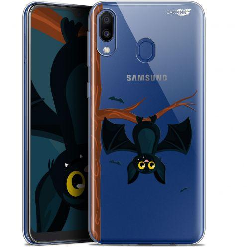 """Carcasa Gel Extra Fina Samsung Galaxy M20 (6.3"""") Design Petite Chauve Souris"""