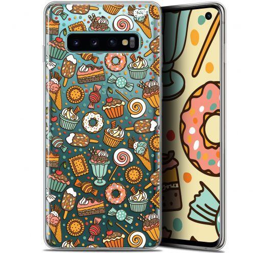 "Carcasa Gel Extra Fina Samsung Galaxy S10 (6.1"") Design Bonbons"