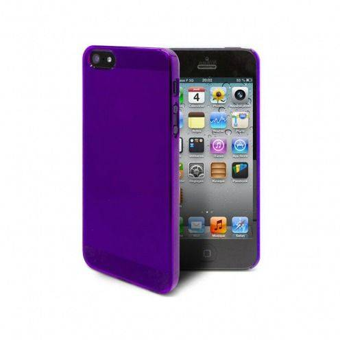 Casco iPhone 5 violeta cristal