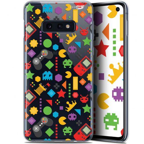 "Carcasa Gel Extra Fina Samsung Galaxy S10e (5.8"") Design PacMan"