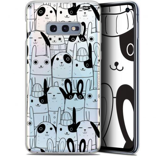 """Carcasa Gel Extra Fina Samsung Galaxy S10e (5.8"""") Design Lapin Noir"""
