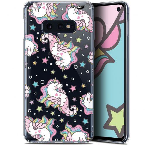 "Carcasa Gel Extra Fina Samsung Galaxy S10e (5.8"") Design Licorne Dormante"
