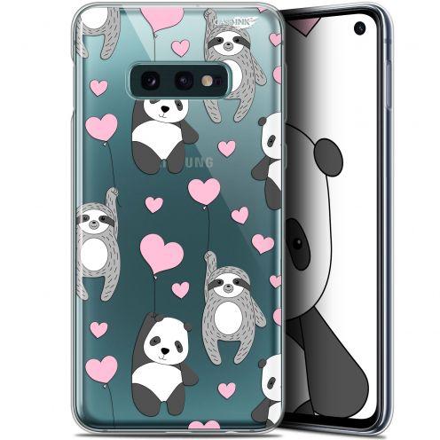 "Carcasa Gel Extra Fina Samsung Galaxy S10e (5.8"") Design Panda'mour"