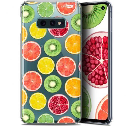 "Carcasa Gel Extra Fina Samsung Galaxy S10e (5.8"") Design Fruity Fresh"