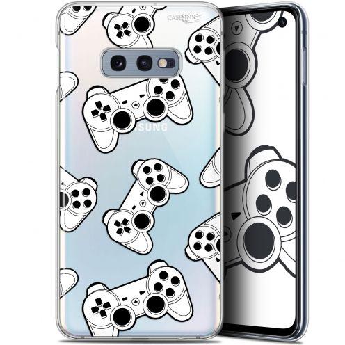 "Carcasa Gel Extra Fina Samsung Galaxy S10e (5.8"") Design Game Play Joysticks"