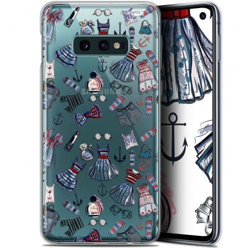 "Carcasa Gel Extra Fina Samsung Galaxy S10e (5.8"") Design Fashionista"