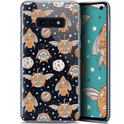 "Carcasa Gel Extra Fina Samsung Galaxy S10e (5.8"") Design Punk Space"