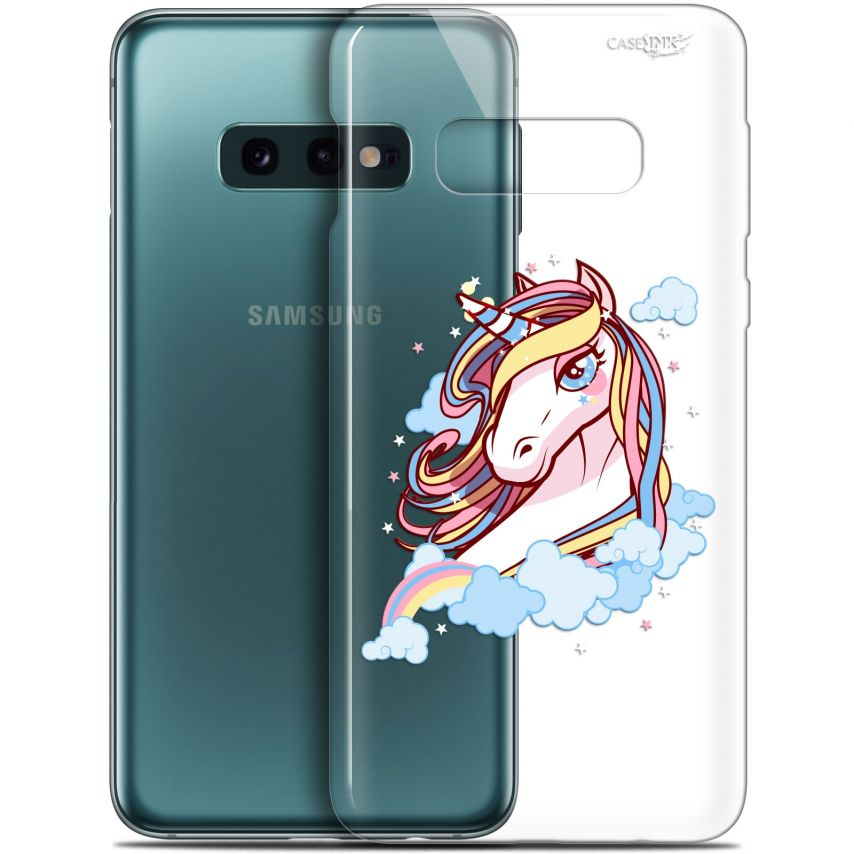 "Carcasa Gel Extra Fina Samsung Galaxy S10e (5.8"") Design Lalicorne"