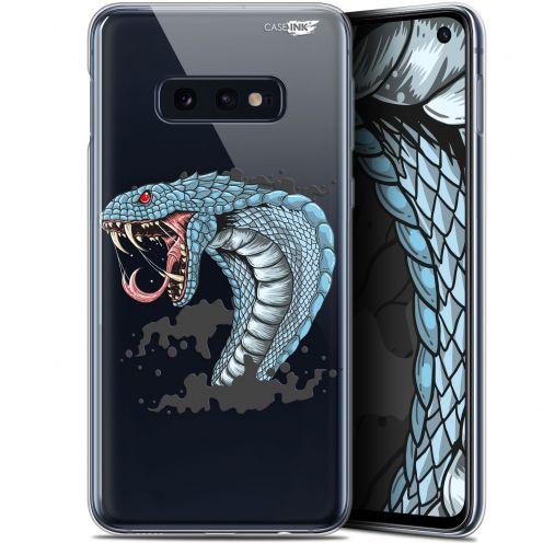 """Carcasa Gel Extra Fina Samsung Galaxy S10e (5.8"""") Design Cobra Draw"""