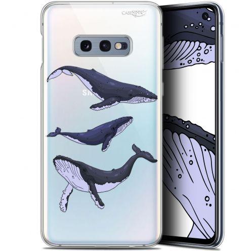 "Carcasa Gel Extra Fina Samsung Galaxy S10e (5.8"") Design Les 3 Baleines"