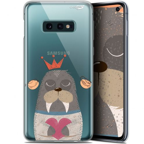 "Carcasa Gel Extra Fina Samsung Galaxy S10e (5.8"") Design Sketchy Walrus"