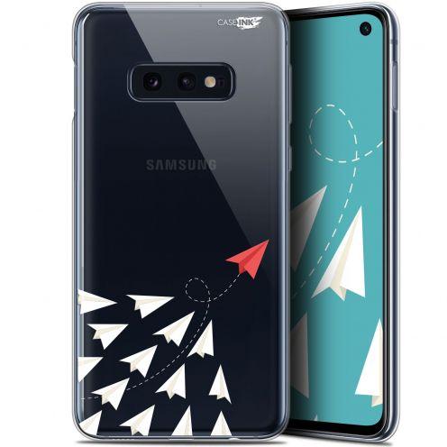 """Carcasa Gel Extra Fina Samsung Galaxy S10e (5.8"""") Design Papier Volant"""