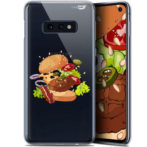 "Carcasa Gel Extra Fina Samsung Galaxy S10e (5.8"") Design Splash Burger"