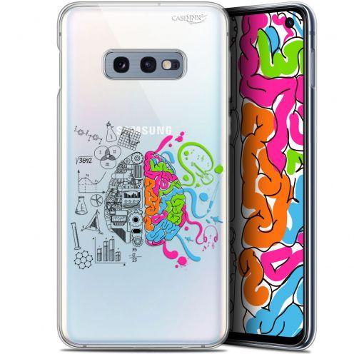 "Carcasa Gel Extra Fina Samsung Galaxy S10e (5.8"") Design Le Cerveau"
