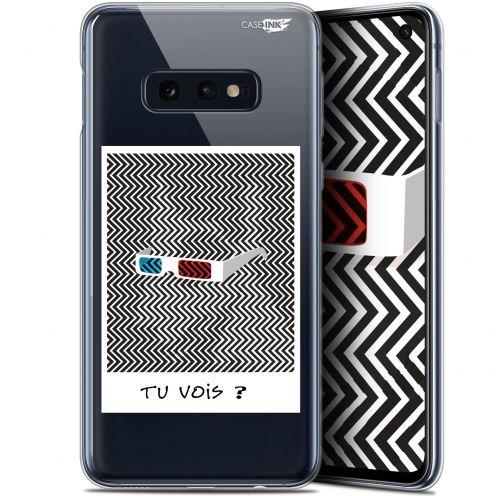"""Carcasa Gel Extra Fina Samsung Galaxy S10e (5.8"""") Design Tu Vois ce que Je Vois ?"""