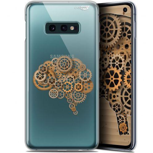 """Carcasa Gel Extra Fina Samsung Galaxy S10e (5.8"""") Design Mécanismes du Cerveau"""