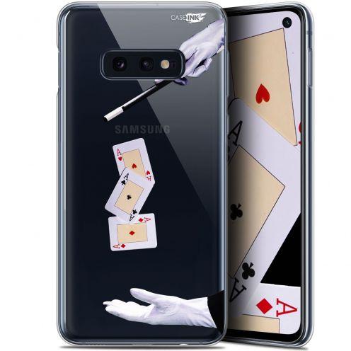 "Carcasa Gel Extra Fina Samsung Galaxy S10e (5.8"") Design Cartes Magiques"