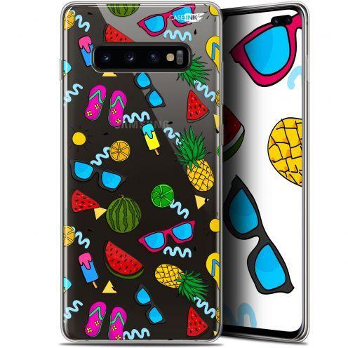 "Carcasa Gel Extra Fina Samsung Galaxy S10+ (6.4"") Design Summers"