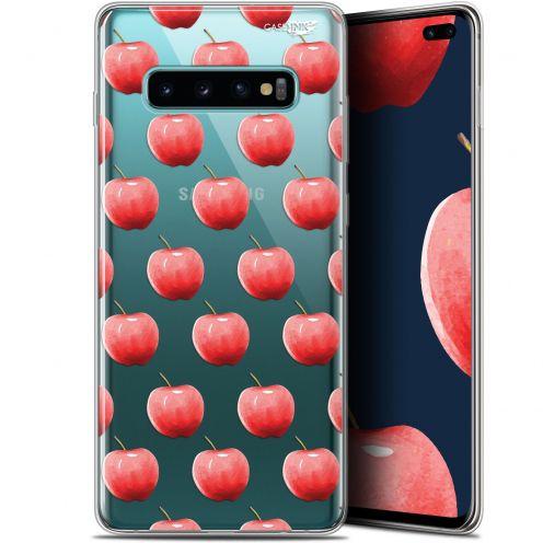 "Carcasa Gel Extra Fina Samsung Galaxy S10+ (6.4"") Design Cerises"