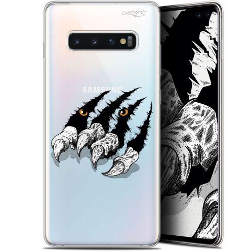 "Carcasa Gel Extra Fina Samsung Galaxy S10+ (6.4"") Design Les Griffes"