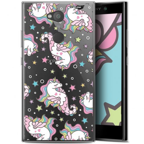 "Carcasa Gel Extra Fina Sony Xperia L2 (5.5"") Design Licorne Dormante"
