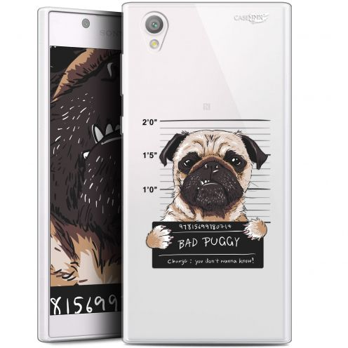 "Carcasa Gel Extra Fina Sony Xperia L1 (5.5"") Design Beware The Puggy Dog"
