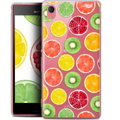 "Carcasa Gel Extra Fina Sony Xperia M4 Aqua (5"") Design Fruity Fresh"