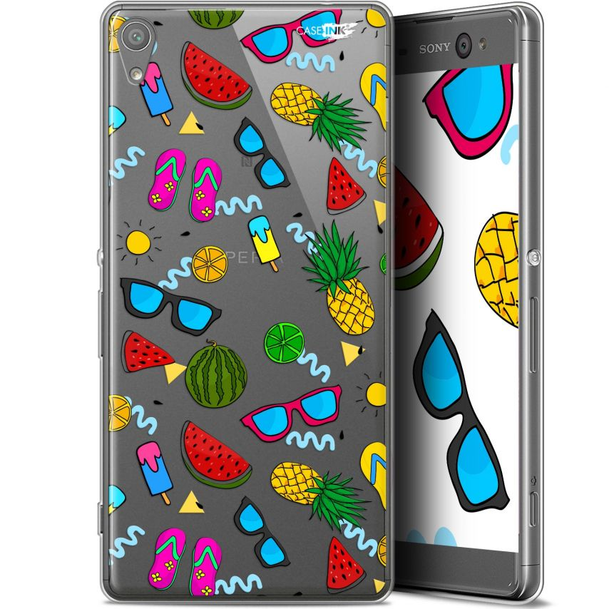 "Carcasa Gel Extra Fina Sony Xperia XA Ultra (6"") Design Summers"