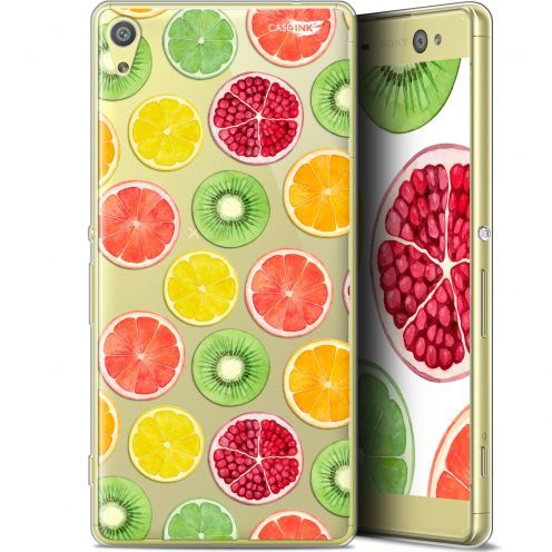 "Carcasa Gel Extra Fina Sony Xperia XA Ultra (6"") Design Fruity Fresh"