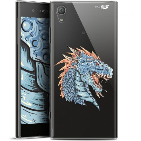 "Carcasa Gel Extra Fina Sony Xperia XA1 PLUS (5.5"") Design Dragon Draw"