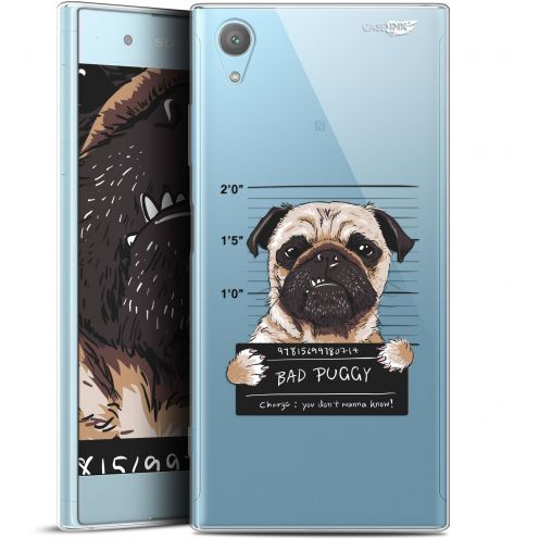 "Carcasa Gel Extra Fina Sony Xperia XA1 PLUS (5.5"") Design Beware The Puggy Dog"