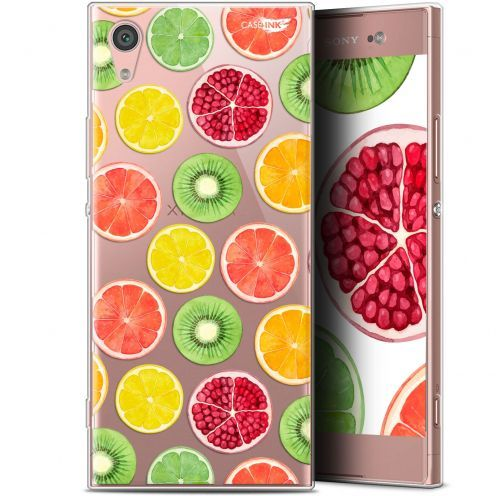 "Carcasa Gel Extra Fina Sony Xperia XA1 Ultra (6"") Design Fruity Fresh"
