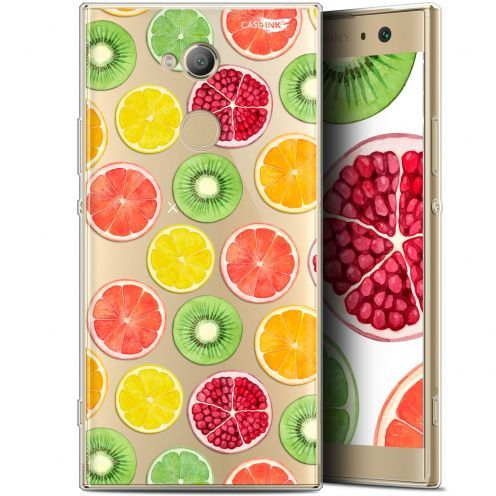"Carcasa Gel Extra Fina Sony Xperia XA2 ULTRA (6"") Design Fruity Fresh"