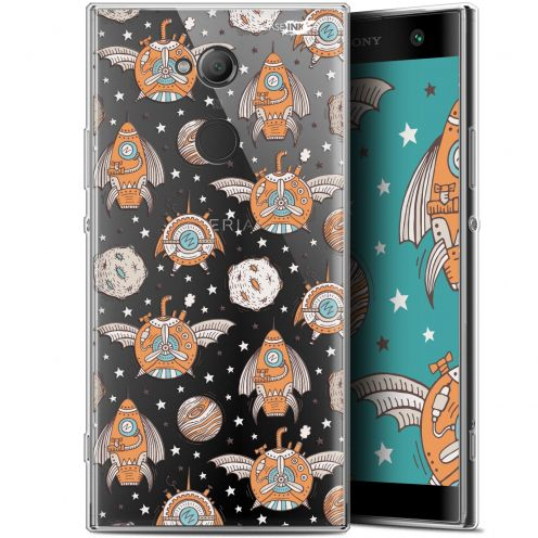 "Carcasa Gel Extra Fina Sony Xperia XA2 ULTRA (6"") Design Punk Space"