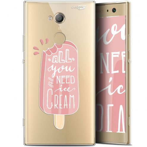 "Carcasa Gel Extra Fina Sony Xperia XA2 ULTRA (6"") Design Ice Cream"