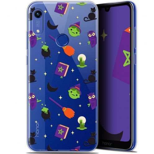 """Carcasa Gel Extra Fina Huawei Honor 8A (6.1"""") Halloween Witch Potter"""