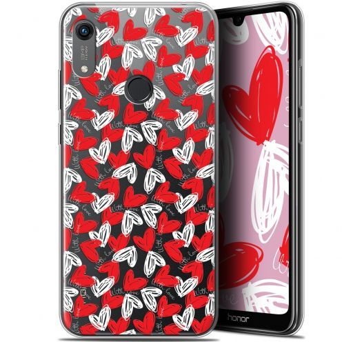 "Carcasa Gel Extra Fina Huawei Honor 8A (6.1"") Love With Love"